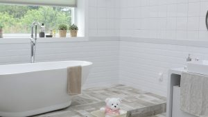 Bathroom - moving hacks