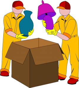Some movers packing save time when packing