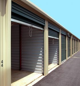 Moving during the winter might require storage units.