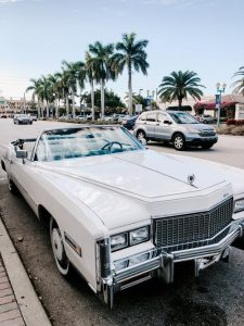 Not owning a car is a good way to move to Miami, Fl on a budget