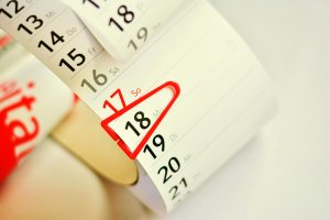 scheduled moving date as one of the things you have to know before hiring NJ movers